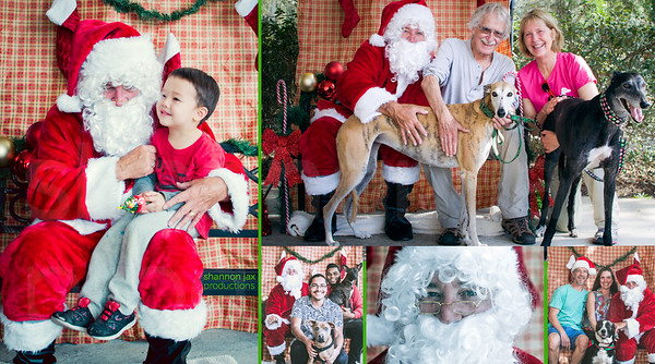 Claus for a Cause (Photos with Santa 2017)