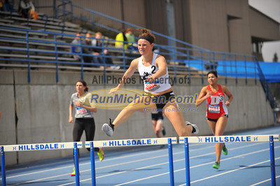 Women's Hurdles - 2014 Gina Relays
