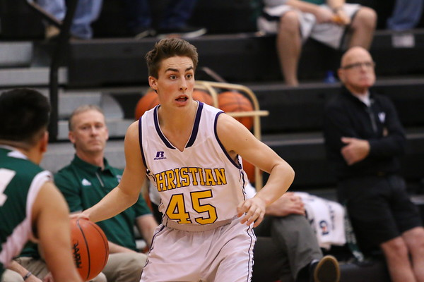 Basketball bva Playoffs Districts - Hartford - KCHS - 3/6/17