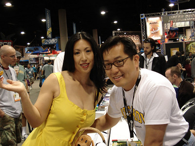 San Diego Comic-Con 2006 - Eric Powell, Frank Cho and Friends