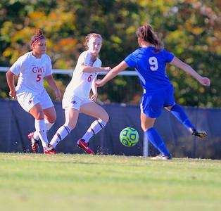 Womens Soccer VS Presbyterian