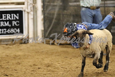 Mutton Bustin Thursday
