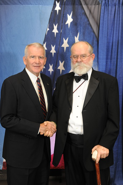 Oliver North Photos