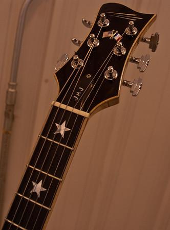 Guitars by Jean-Michel