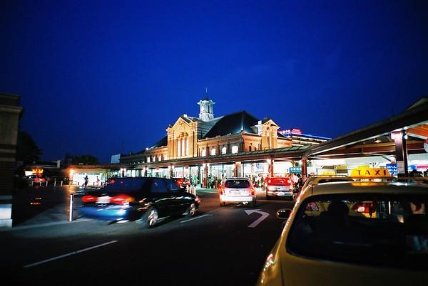 台中火車站 | Tichung Station