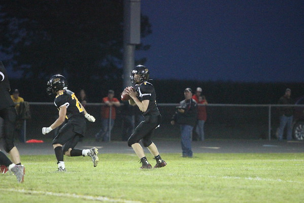 E.B.F. Football Vs. Pekin 8/28