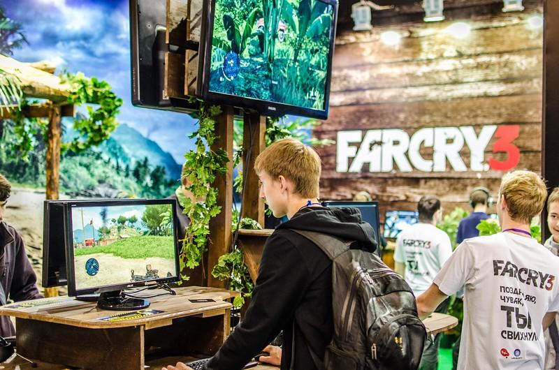 Far Cry 3 at Igromir 2012