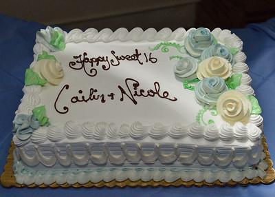 Cailin & Nicole Sweet Sixteen