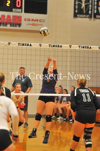 09-18-18 Sports Holgate @ Tinora volleyball