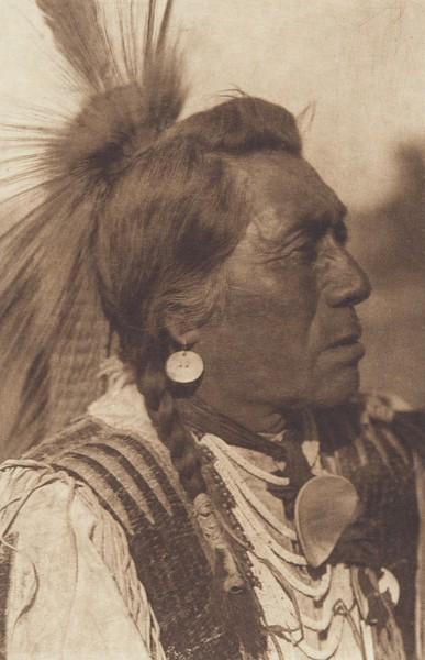 Rabbit-Head - Hidatsa (Indians of North America, v. IV. Cambridge, MA: The University Press, 1909)