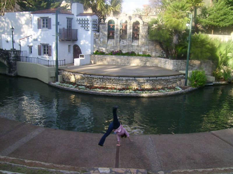 Sonya Mortensen - Riverwalk, San Antonio, Texas