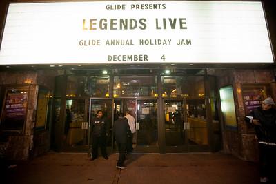 GLIDE  Holiday Jam 2014