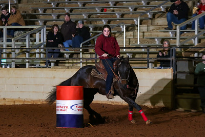 AJRA Baker Saturday Night Barrel Race