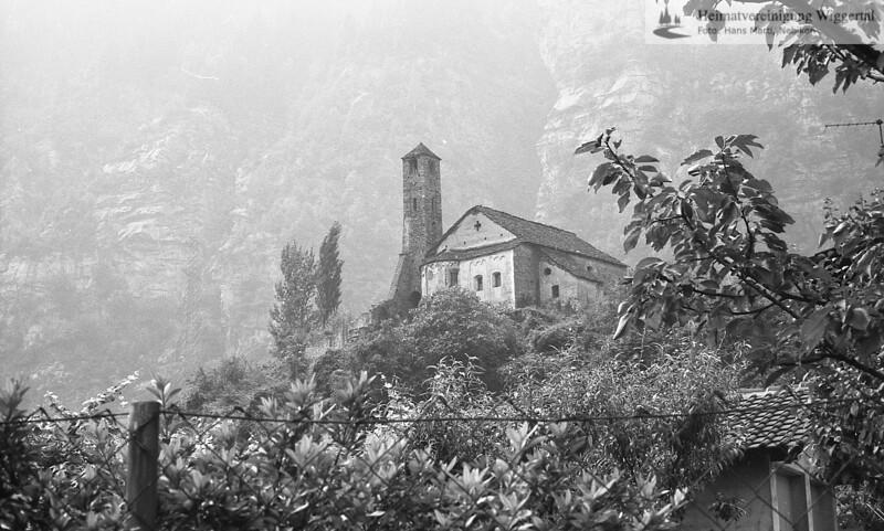 #100084 | Giornico; Santa Maria del Castello; MHN; amei