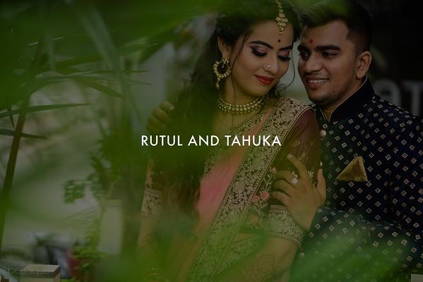 Rutul & Tahuka | Ring Ceremony
