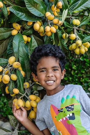 The Fruit Kid