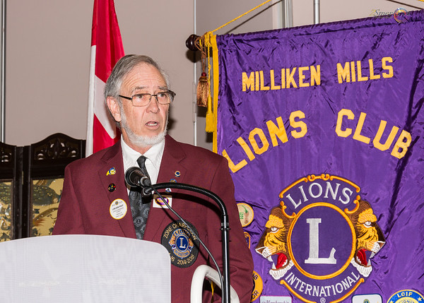 Lions A-16 Cabinet Meeting - Feb 7, 2015