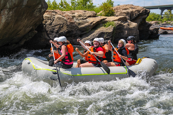River City Adventures 8-15-15 10 AM Trip