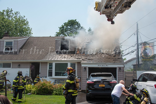 North Bellmore House Fire 07/06/2021