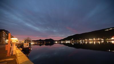 2020-06 St. John's Harbour Sunrise