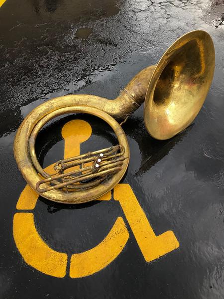 Accessible Sousaphone