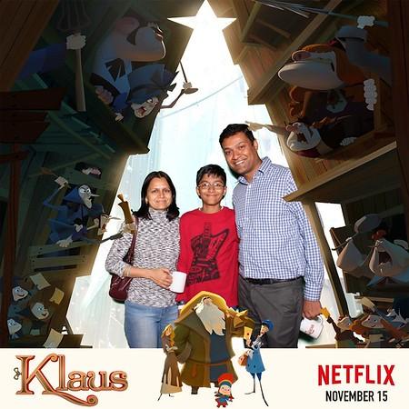 Klaus Netflix Screening - Photos