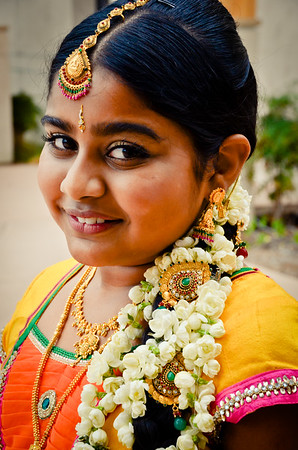 ANANYA'S SAREE CELEBRATION August 2014