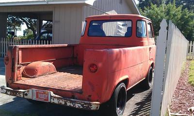 Bill Thunderbolt's 61 Econoline Pick Up