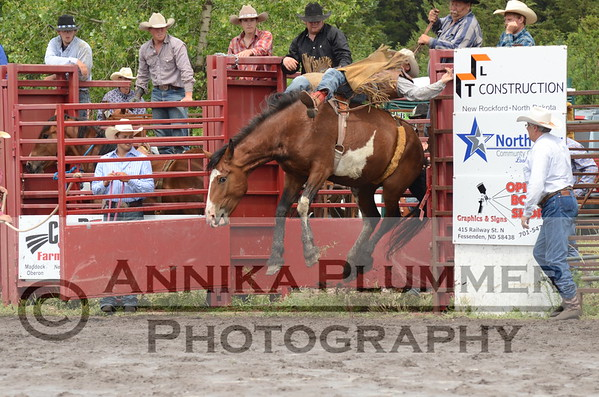 Sheyenne NDRA Rodeo - July 5, 2015