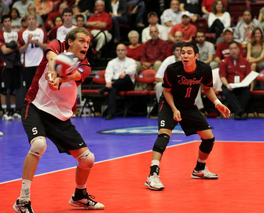 2010-05-06 Men's NCAA Volleyball - NCAA Championship - Semi 2 - Ohio State vs. Stanford