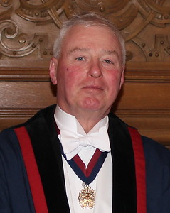 Nigel Thomson - Upper Warden