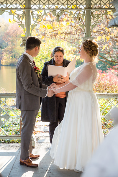 Central Park Wedding - Caitlyn & Reuben