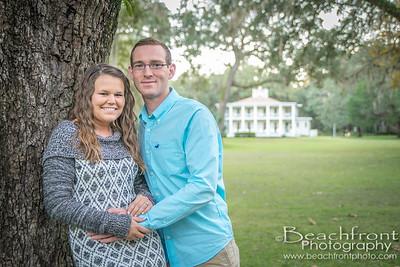 Justin & Shae - Proposal Photography at Eden Gardens