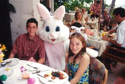 2001 Easter Brunch 4-15-2001