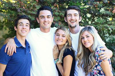 2017 Thiel Family