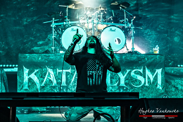 Kataklysm (CAN) @ Ruhrpott Metal Meeting/MTV's Headbangers Ball - Turbinenhalle - Oberhausen - Germany/Alemania