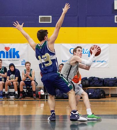 Saskatoon St Joseph vs Regina Knoll Boys 5A