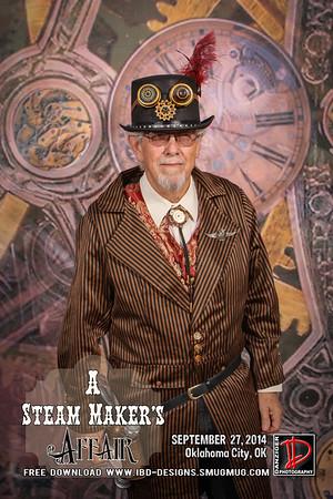 A Steam Maker's Affair 9-27-14