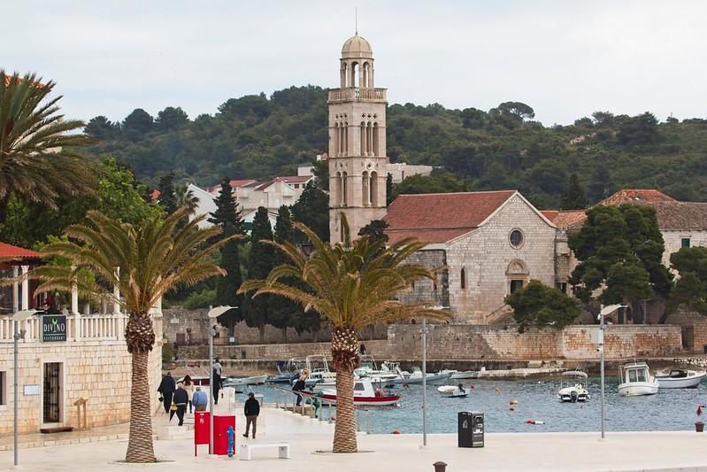 Franciscan Monastery, Hvar, Croatia