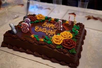 My Birthday--September 2015