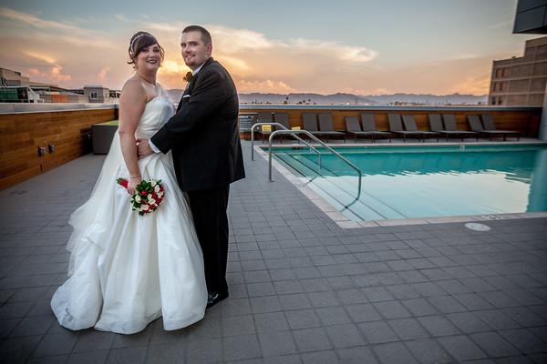 Jenna & Shane - Hotel Palomar Phoenix