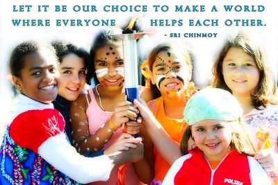 Sri Chinmoy Oneness-Home Peace Run