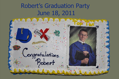 Robert Graduation Party