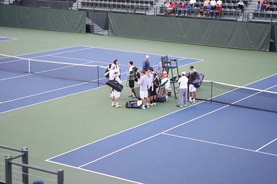 Mens Tennis Stanford - Sacramento State, 01-23-2010