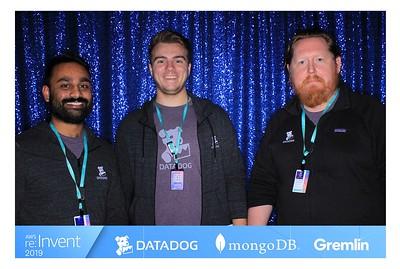 re:Invent 2019 Data Dog