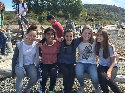 2016 Fall 7th Graders at Discovery Park