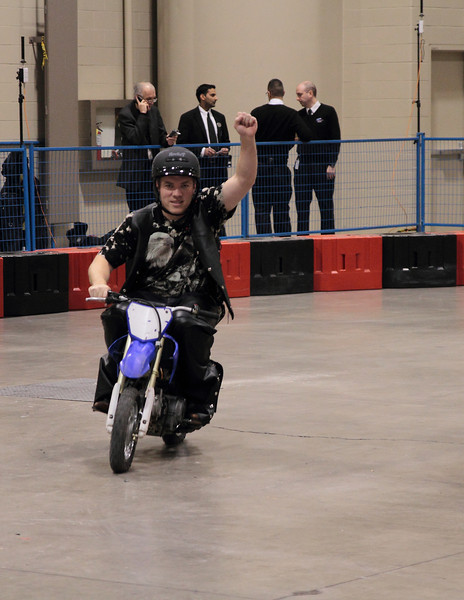 Toronto Motorcycle Show December 2012
