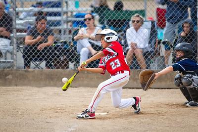 2019.07.13 - vs City Baseball Navy