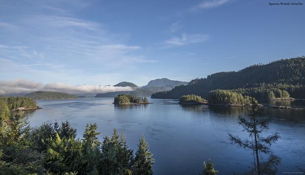 Egmont Area, North Sunshine Coast, British Columbia