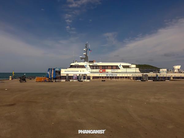 seatran ferry phangan